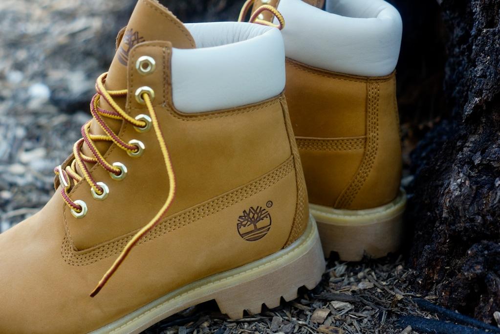 Зимняя обувь из нубука