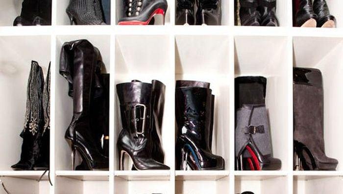 Место хранения обуви