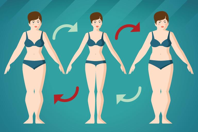 Низкокалорийная диета - вред